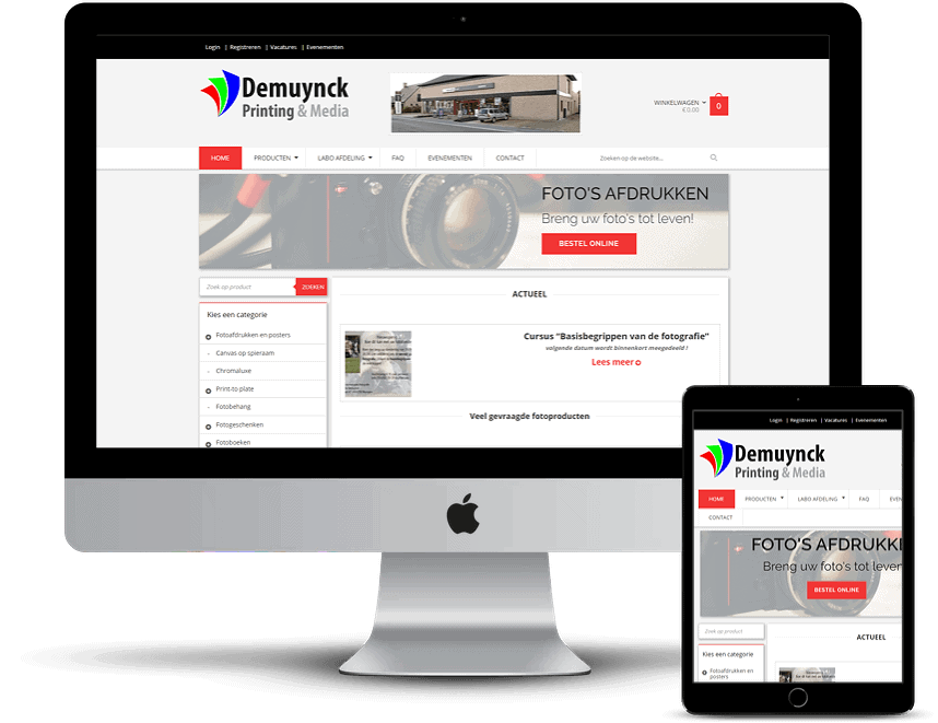 Demuynck - Printing